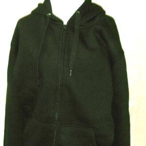 """Womens Loose Fit 21""""Hoodie Sweatshirt Fleece Lined"""